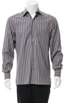 Ermenegildo Zegna Printed Button-Up Shirt