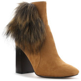 Cape Robbin Bernice Faux Fur Boot