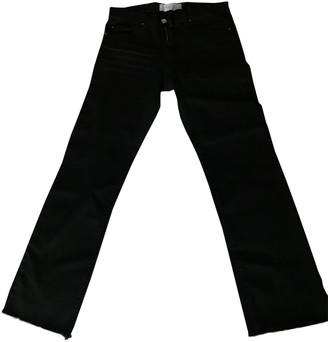IRO Black Denim - Jeans Jeans