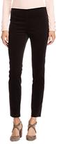 Lauren Ralph Lauren Keslina Skinny Trousers, Deep Chestnut