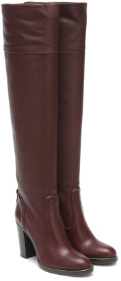 Chloé Emma leather boots