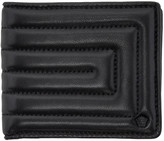 Versace Black Quilted Medusa Wallet