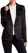 Michael Stars Button Front Blazer