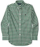 Ralph Lauren Boys 8-20 Twill Long Sleeve Top