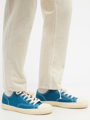Miharayasuhiro Mihara Yasuhiro - General Scale Low-top Canvas Trainers - Blue