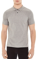 Sandro Knit Classic Fit Polo