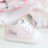 My 1st Years High Top Trainers - Pink