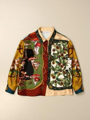 Dolce & Gabbana Dolce Gabbana Printed Shirt