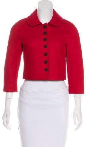 Dolce & Gabbana Virgin Wool Jacket