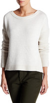 Brochu Walker Linen & Wool Blend Pullover Sweater