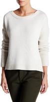 Brochu Walker Linen & Wool Blend Pullover Sweater