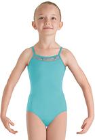 Bloch Blue Radiance Tulle Leotard - Toddler & Girls