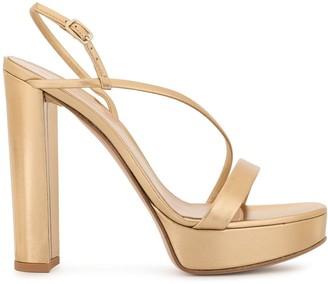 Gianvito Rossi Kimberley platform sandals