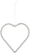 Monsoon Clear Bead & Diamante Heart