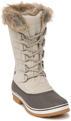 Northside Kathmandu Faux Fur Lined Duck Boot - Wide Width
