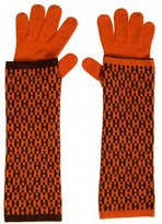 Hermes Cashmere Arm Warmer and Glove Set