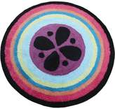 One Grace Place 10-2403833 Magical Michayla-3x3 Round Rug