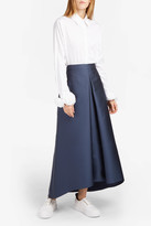 Paul & Joe Vibration Satin Skirt