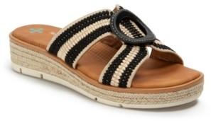 Bare Traps Baretraps Bliss Posture Plus+ Slip-on Wedge Sandals Women's Shoes