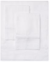 Melange Home Two Stripe Embroidered Sheet Set