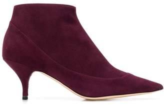 Nina Ricci kitten heel pointed boots