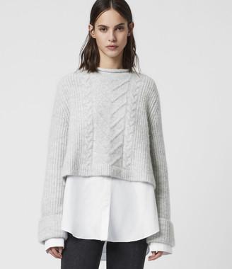AllSaints Kalk Sweater