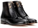 A.P.C. Francoise Leather Boots