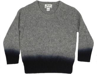 Acne Studios Kids Mini Chet Dip Sweater