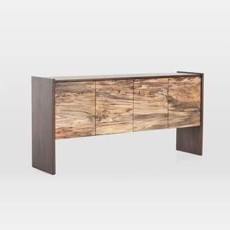 west elm Dual Wood Buffet