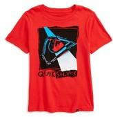 Quiksilver Toddler Boy's Hot Spot Graphic T-Shirt