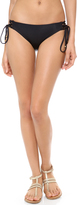 Vitamin A Ava Corset Hipster Bikini Bottoms
