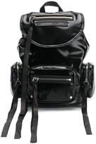 McQ Loveless convertible backpack