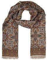 Hermes Cachemire Ancien Cashmere Silk Stole