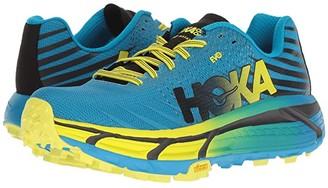 Hoka One One Evo Mafate (Cyan/Citrus) Women's Running Shoes