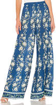 Show Me Your Mumu Best Pants in Blue. - size M (also in S,XS)