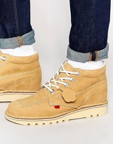 Kickers Kick Hi Nubuck Boots