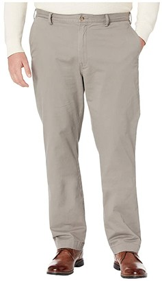 Polo Ralph Lauren Big & Tall Big Tall Stretch Chino Pants (Athletic Grey) Men's Casual Pants