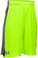 Under Armour Boys' Colorblocked Eliminator Shorts