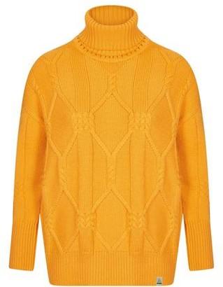 Komodo Ethical Merino Wool Elin Jumper In Marigold - S