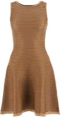 DSQUARED2 Sleeveless Flared Mini Dress