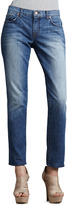 J Brand Jeans Aidan Relaxed Cropped Jeans