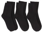 Women's Crew Socks 3-Pack