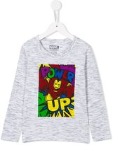 Little Eleven Paris Iron Man T-shirt
