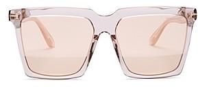 Tom Ford Women's Sabrina Oversized Square Sunglasses, 58mm