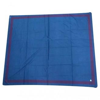 Hermes Blue Cotton Swimwear