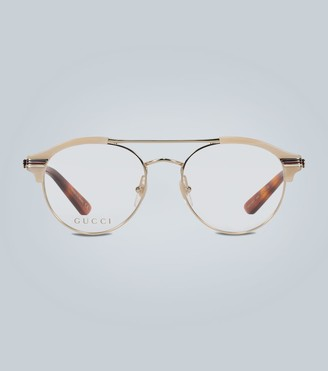 Gucci Double Arch optical glasses