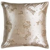 Barsati Scatter Silk Throw Pillow Sivaana