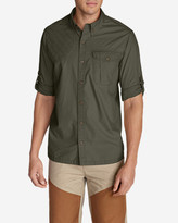 Eddie Bauer Men's Palouse Long-Sleeve Shooting Shirt