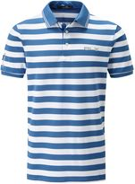 Rlx Ralph Lauren Stripe Performance Polo