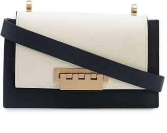 ZAC Zac Posen Colour-Block Shoulder Bag